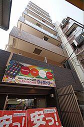 東京都大田区大森北1丁目の賃貸マンションの外観