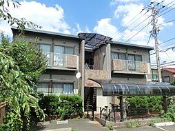 東京都練馬区東大泉1の賃貸アパートの外観