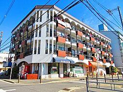 坂本マンションV[4階]の外観