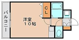 新橋ビル[2階]の間取り