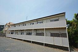 埼玉県鶴ヶ島市脚折町3丁目の賃貸アパートの外観
