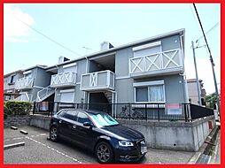兵庫県神戸市垂水区山手4丁目の賃貸アパートの外観