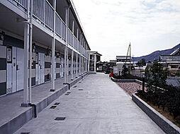 兵庫県姫路市実法寺の賃貸アパートの外観