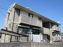 千葉県市原市ちはら台東2丁目の賃貸アパートの外観
