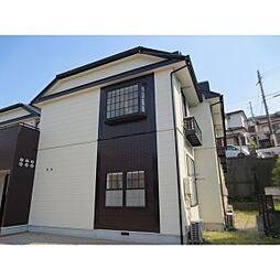 大阪府枚方市走谷1丁目の賃貸アパートの外観