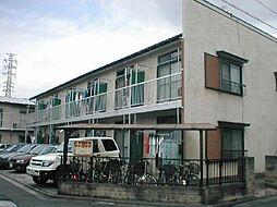 タキシマハイツB棟[203号室]の外観