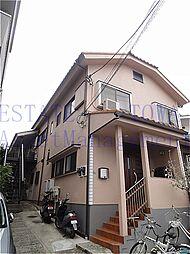 156501 東京園ハイツ[1階]の外観