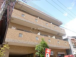 兵庫県神戸市中央区八雲通6丁目の賃貸アパートの外観
