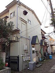 東京都渋谷区上原2丁目の賃貸アパートの外観