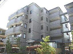 ヴィレヂ・ハピネスB棟[1階]の外観
