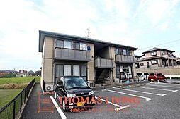 三洋タウン水巻 A棟[1階]の外観