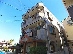 ハイムフローラ西川口[3階]の外観