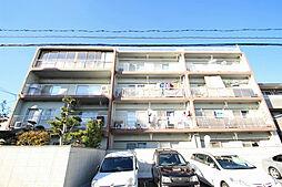 弥栄マンション[1階]の外観