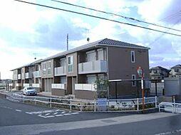 和歌山県和歌山市梅原の賃貸アパートの外観