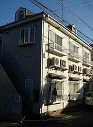 東京都練馬区南大泉1丁目の賃貸アパートの外観
