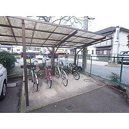 奈良県奈良市南京終町1丁目の賃貸マンションの外観