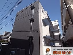 クオーレ薬円台[3階]の外観