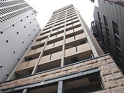 兵庫県神戸市中央区八幡通3丁目の賃貸マンションの外観