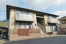 湯川桜荘 A棟[2階]の外観