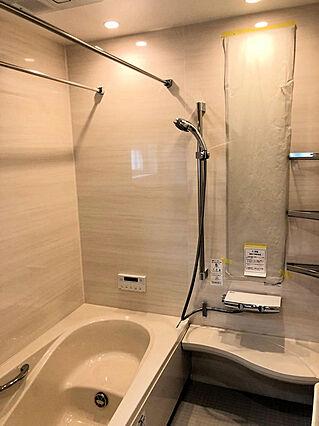 浴室 清潔感の...