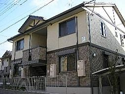 千葉県野田市春日町の賃貸アパートの外観