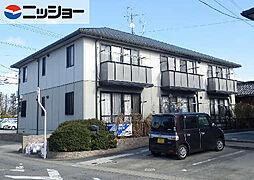 ドルフ−ハイム岡 A棟[1階]の外観