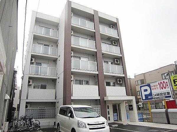 グランコンフォート札幌[102号室]の外観