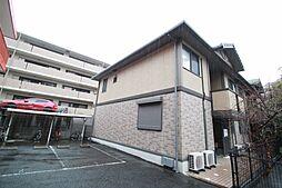 長興寺コーポ[101号室]の外観