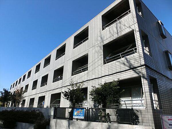 細田マンションAB[3階]の外観