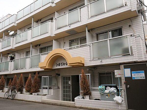 コーポ・ラフォーレ 4階の賃貸【東京都 / 東村山市】