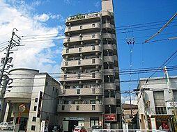 広島県広島市安佐南区祇園2丁目の賃貸マンションの外観