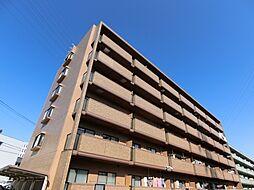 南山寿ガーデン[6階]の外観