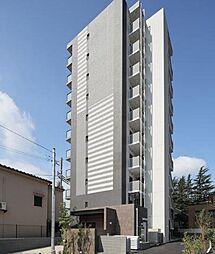 埼玉県川口市金山町の賃貸マンションの外観