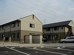グレイスハウス[A201号室]の外観