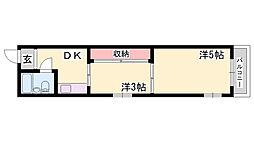 大倉山駅 2.3万円