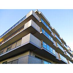 ピエール草加[2階]の外観