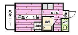 インカム21[301号室]の間取り