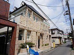 キャッスル勝田台[2階]の外観