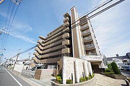 セレッソコート八戸ノ里ハートランドイーストビュー[4階]の外観