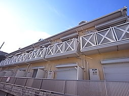 フレグランス西脇A[2階]の外観