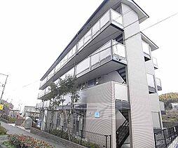 京都府京都市西京区樫原秤谷町の賃貸アパートの外観