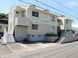 セジュール加納 A棟[1階]の外観