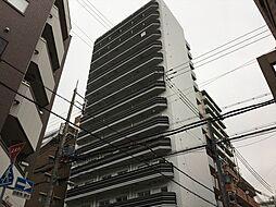 アドバンス神戸ラフィナート[3階]の外観