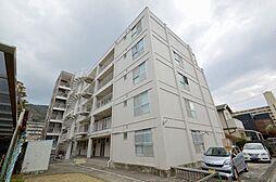 戸坂コーポラス[3階]の外観