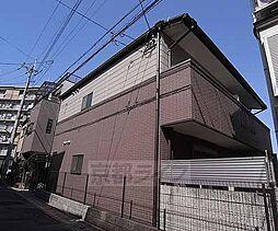 京都府京都市西京区上桂前田町の賃貸アパートの外観