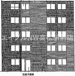 東ハゼ町マンション(023080301)[4階]の外観
