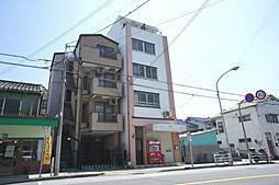 兵庫県神戸市中央区再度筋町の賃貸マンションの外観
