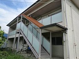 森田マンション[2階]の外観