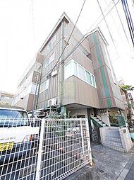 東京都杉並区今川2丁目の賃貸マンションの外観