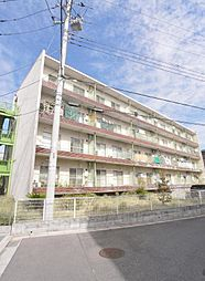 埼玉県富士見市大字鶴馬の賃貸マンションの外観